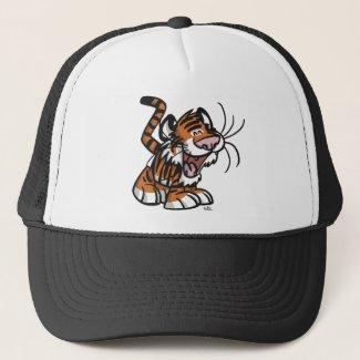 Lil'Tiger trucker hat hat