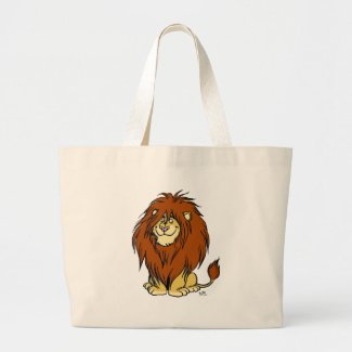 Mane Attraction beach bag