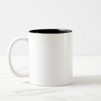 Instant human. Just add coffee... mug