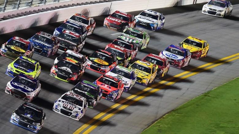 Nouvelle aérodynamique et plus de puissance en NASCAR Sprint   RDS.ca