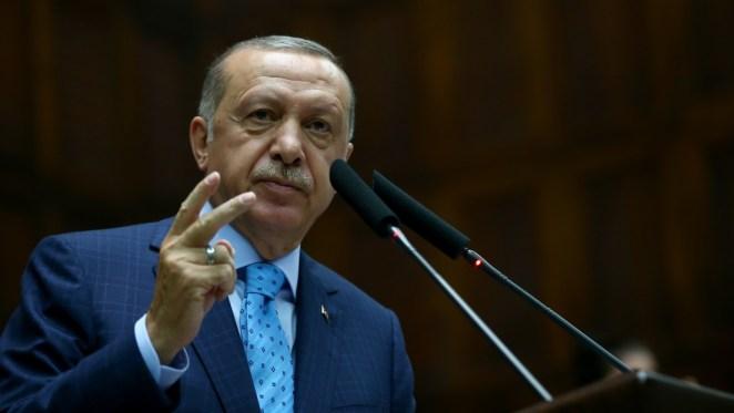 Mesut Özil case: Turkish President attacks German Football Association