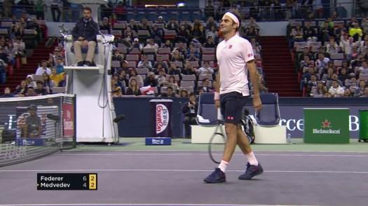 Daniil Medvedev : même Roger Federer n'y peut rien (ATP ...