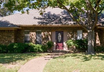 NE Dallas Sober Living home front