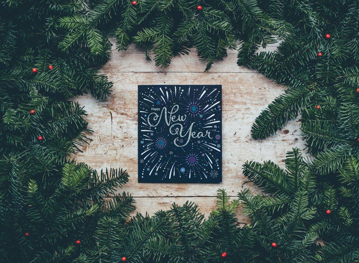 Blog- New Year