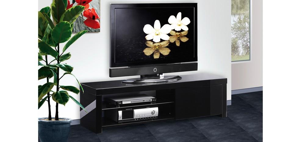 meuble tv atlas noir