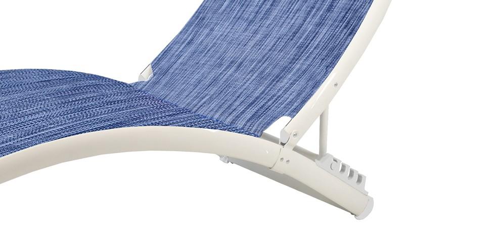 Chaise Longue Design Exterieur Alva Chaise Longue Design