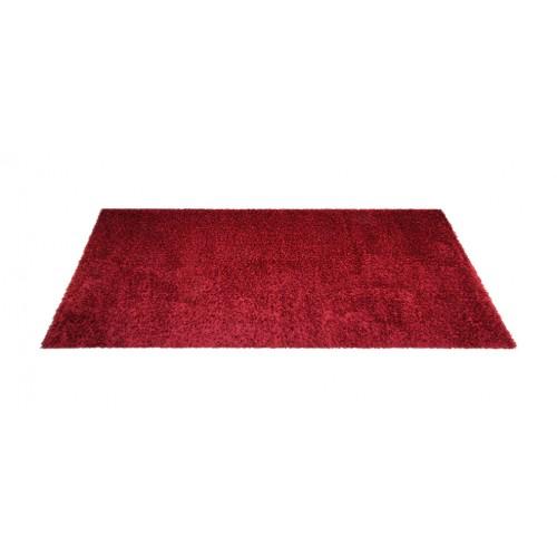 tapis agathe rouge 120 x 170 cm
