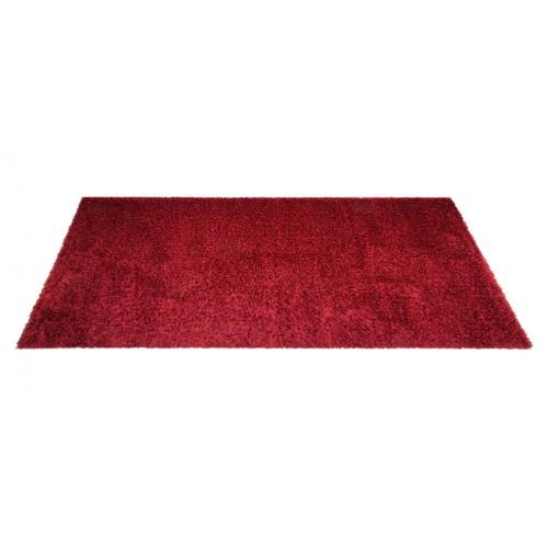 tapis agathe rouge 160 x 230 cm