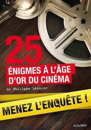 25 enigmes cinéma