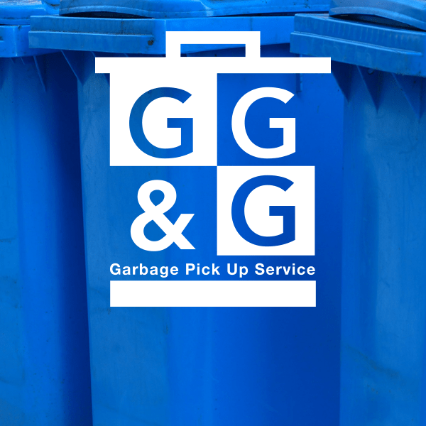 GG and G Garbage Removal Service logo