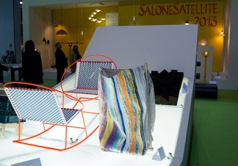 RE's Bag at SaloneSatellite Award