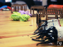 Our Cubic Loom workshop in Barcelona
