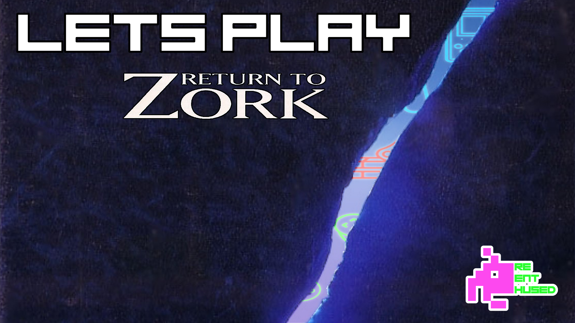Lets Play: Return to Zork on the NEC PC-FX - Re-enthused