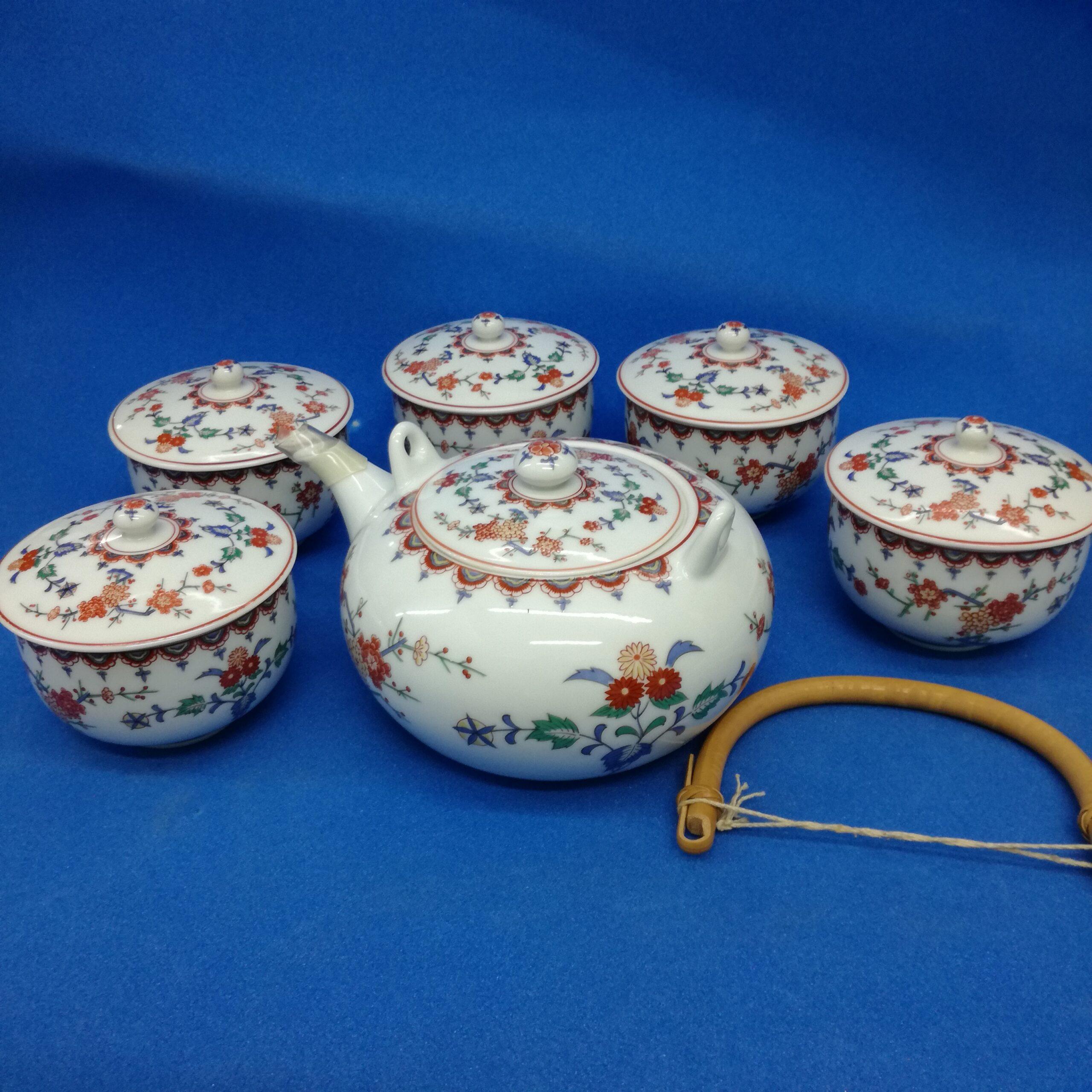 有田焼番茶器セット写真1
