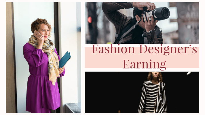 How Much Do Fashion Designers Make Re Reality