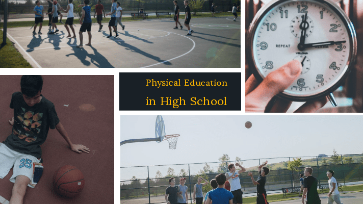 Physical Education in High School
