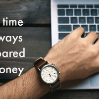 Why Time is compared to Money and it's importance