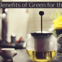 How taking Green Tea can be beneficial for your Skin