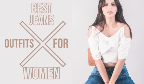 best denim outfits for women.