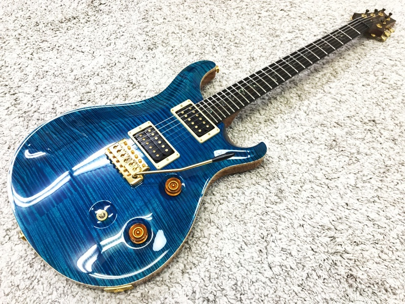 PRS Custom24 Artist Package Blue Matteo '08