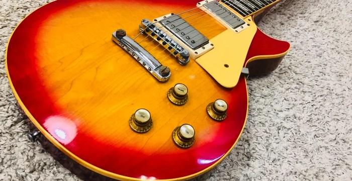Gibson Les Paul Standard 1978