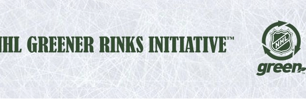 The NHL's Greener Rink Initiative