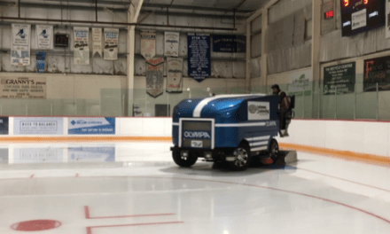 Four Hours of Ice Maintenance — a Month???