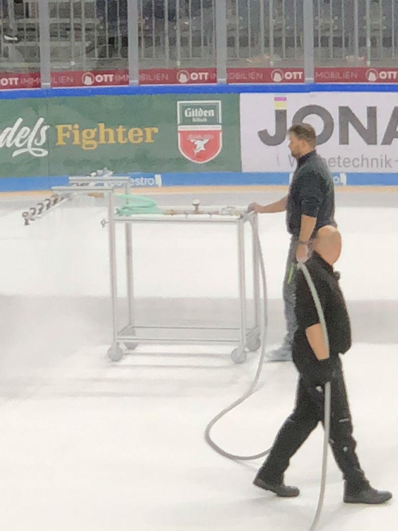 Paint Boom Skit at Lanxess Arena