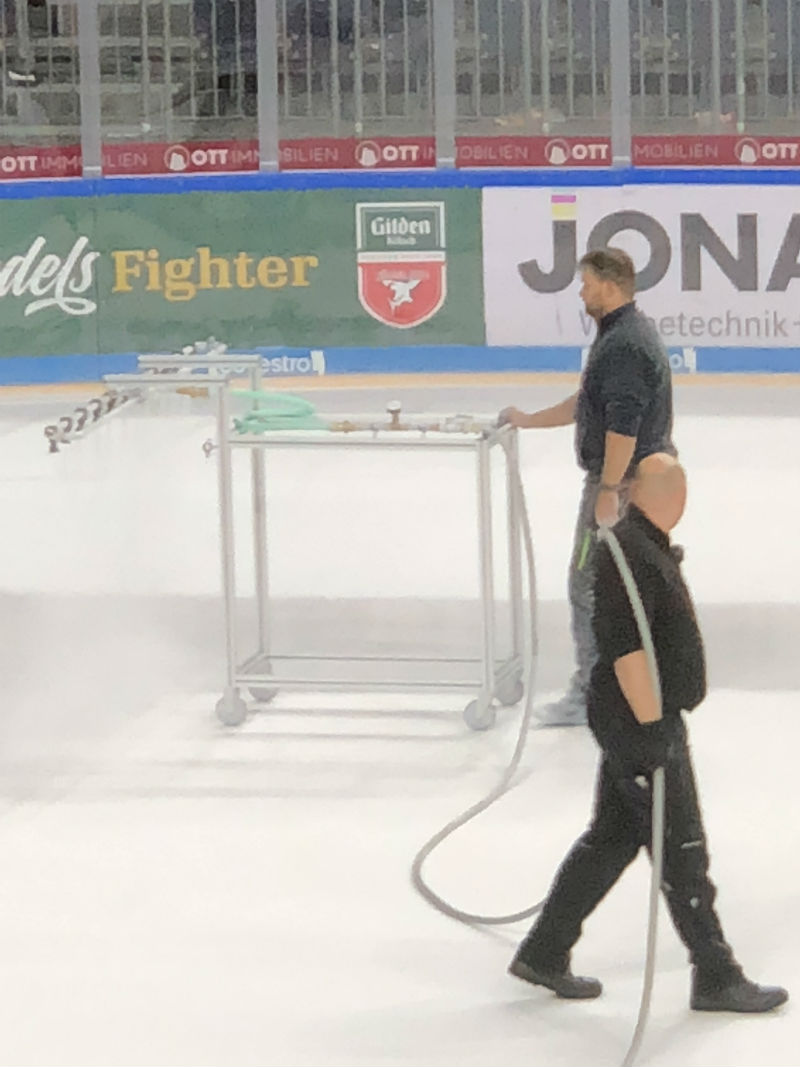 Paint Boom Skit at Lanxess Arena