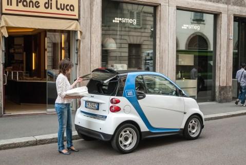 car2go carshare