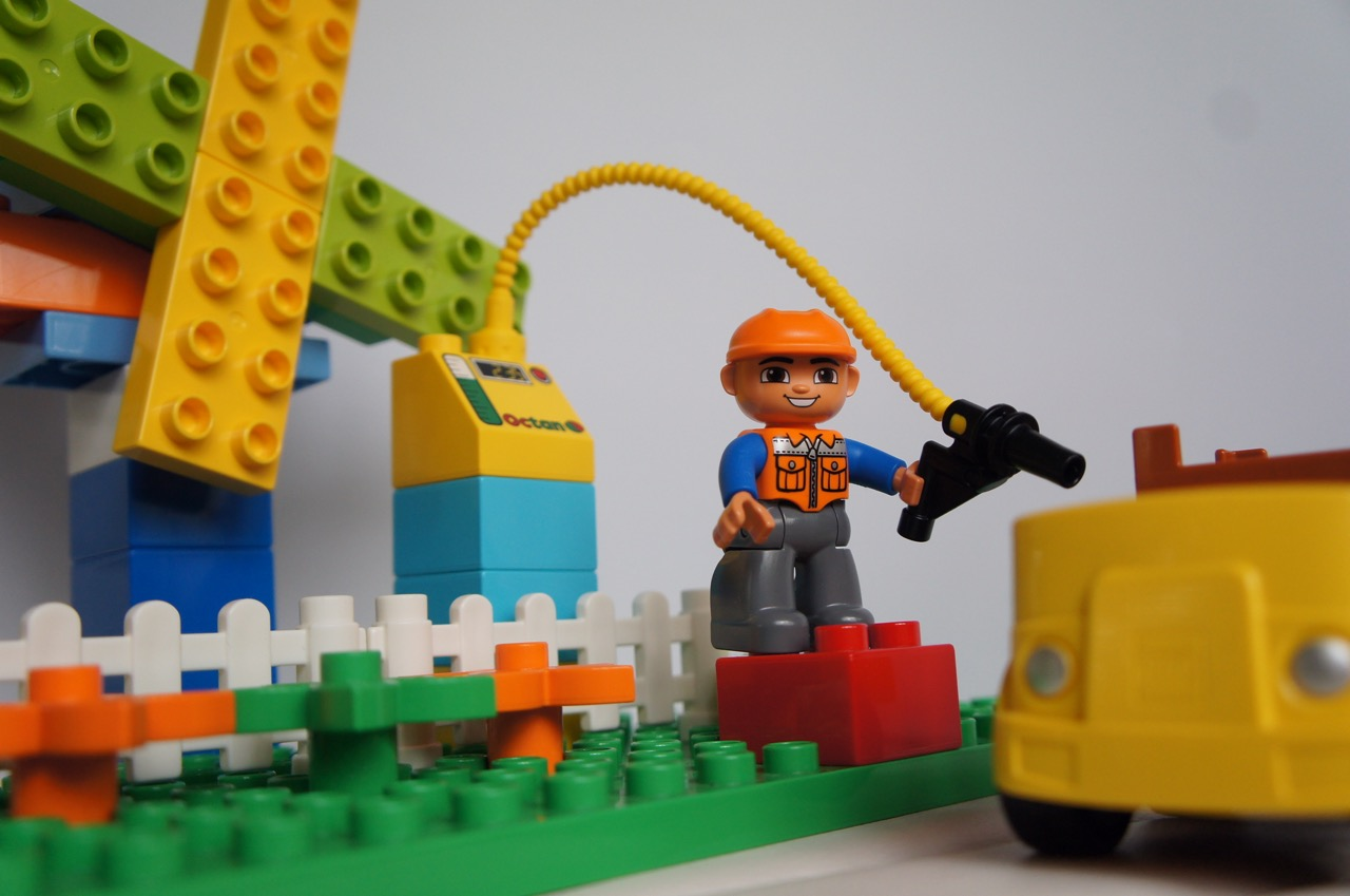 LEGO alternative energy
