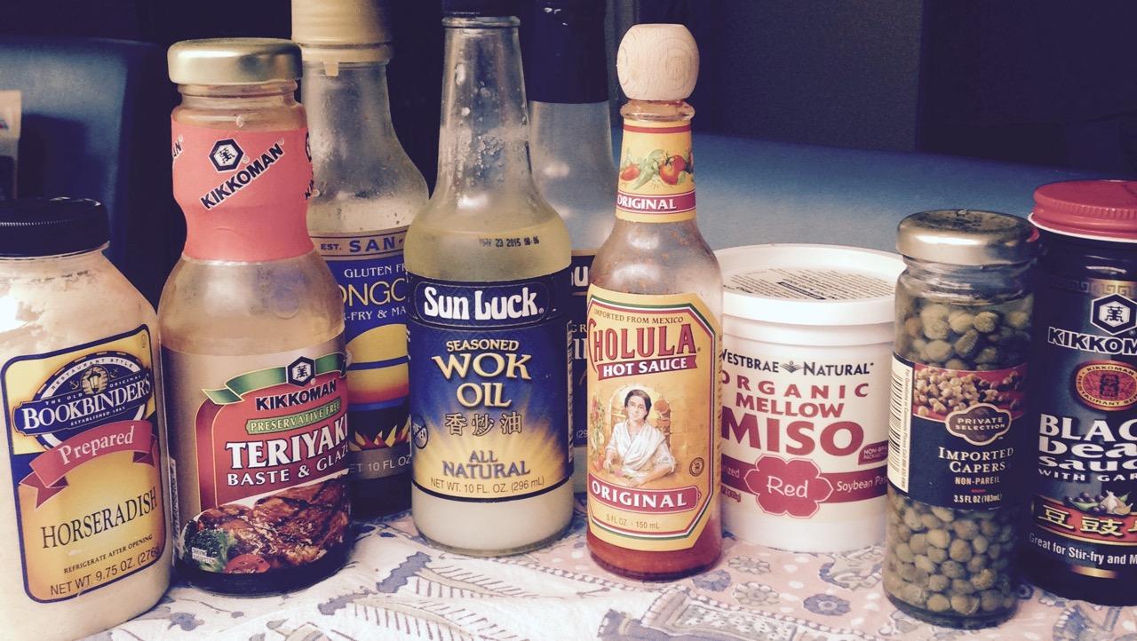 food waste ingredients