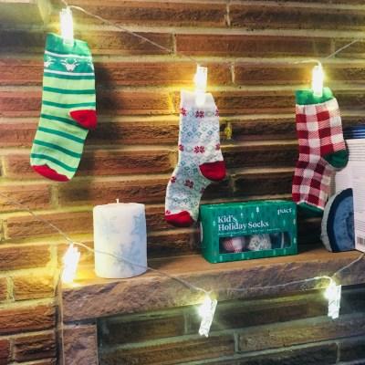 holiday kids' socks