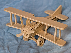 wooden toy airplane plans