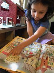 Picture books for speech development
