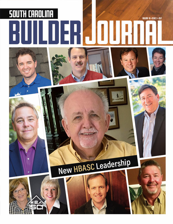 South Carolina Builder Journal