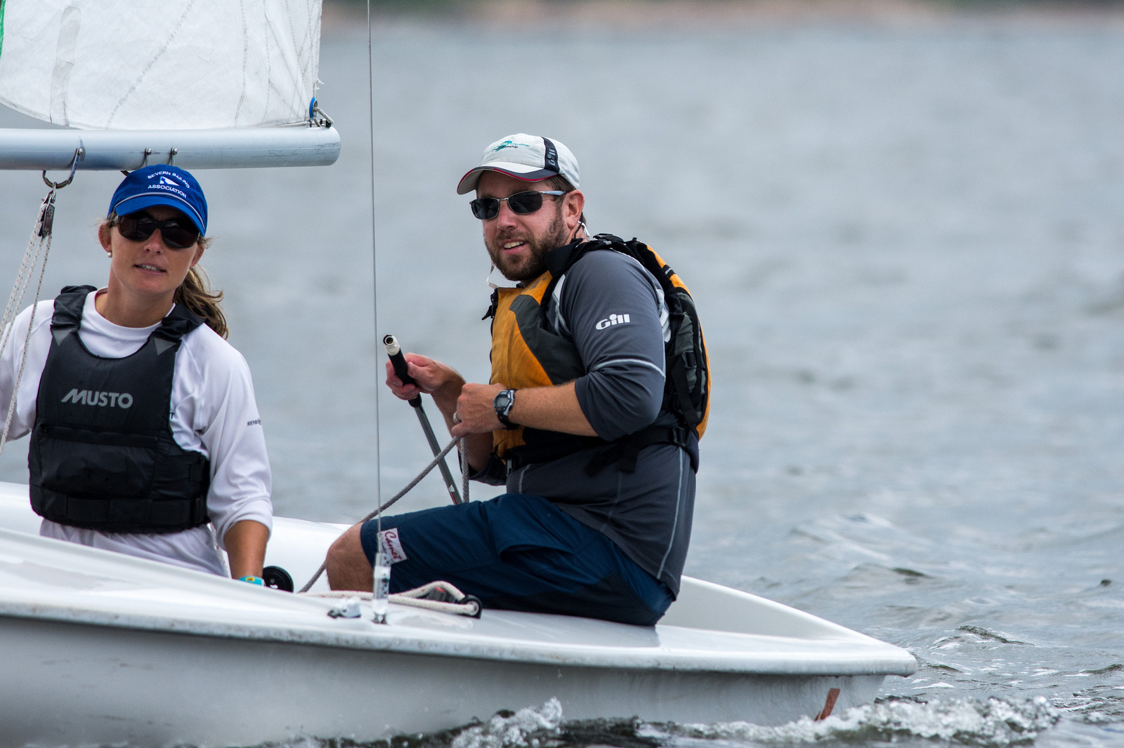 partner, sailing