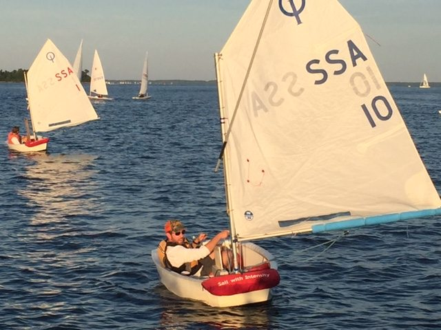sailing, solo, regatta