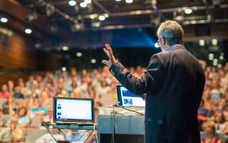 lecture, presentation