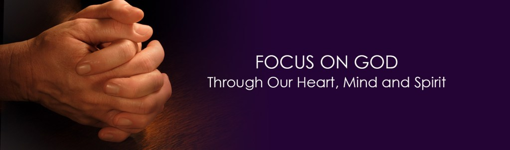 FPC Santa Clara: Focus on God