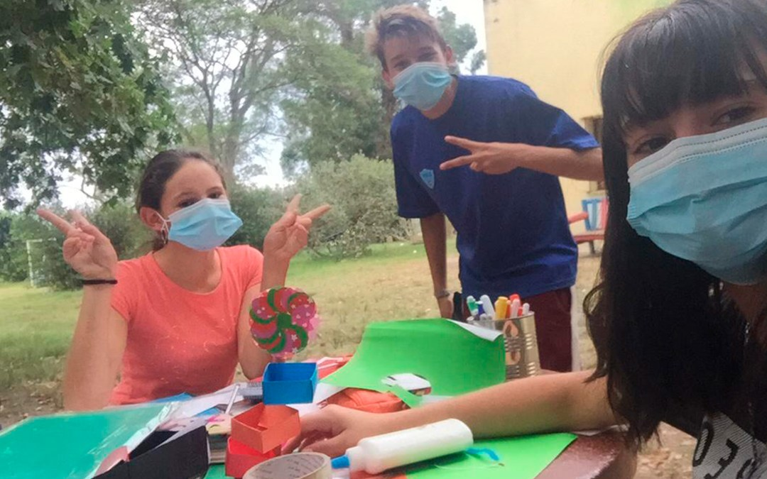 After-school program for teenagers in Las Piedras