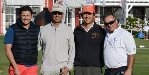 Torneo de golf en La Barra
