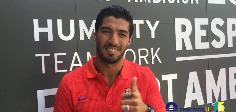 Luis Suárez saluda a ReachingU por sus 15 años