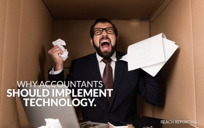 Why accountants should implement technology.