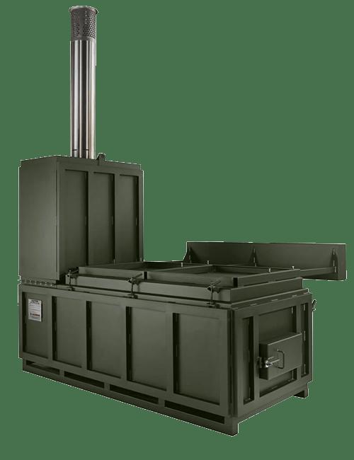 150Kg/Hr Animal Waste Incinerator