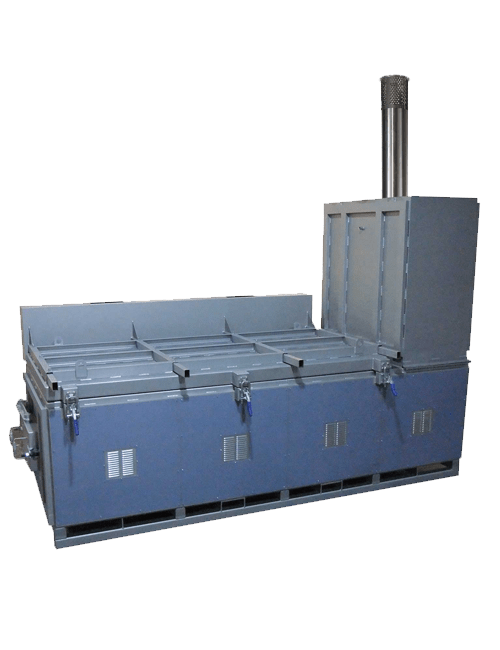 150Kg/Hr Medical Waste Incinerator