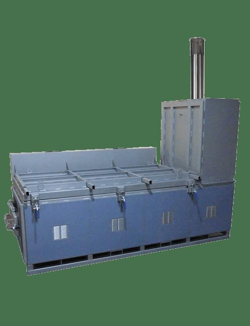 150Kg/Hr Medical Waste Incinerator