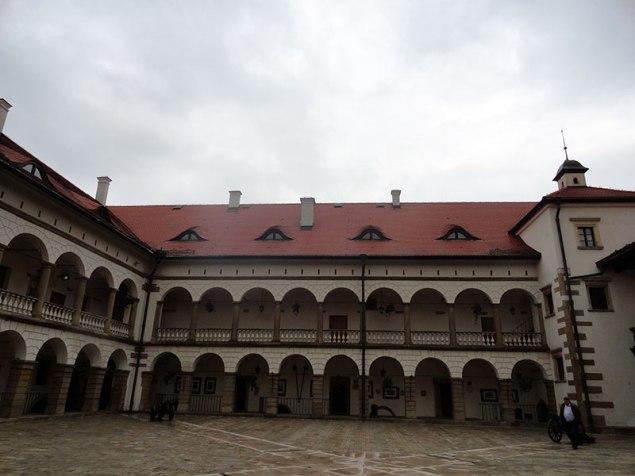 THe Castle of Niepolomice // Castelul din Niepolomice