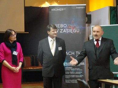 Welcome from Polish Local authority // Bun venit din partea autorităților locale poloneze