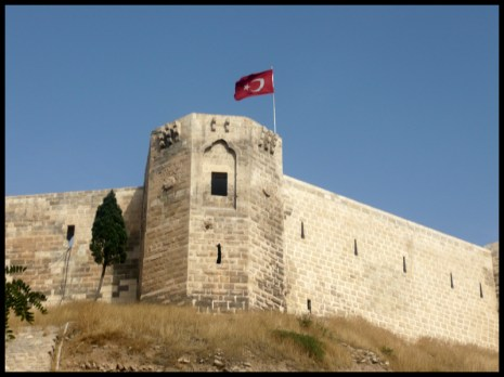 The Castle of Gaziantep